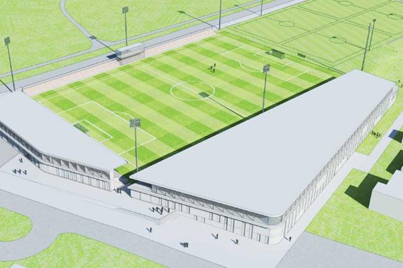 KFUM Arena og eiendom